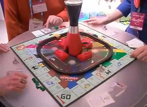 Monopoly Live Board Game