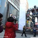 Optimus Prime statue1