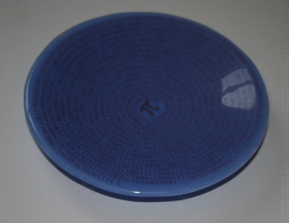 Pi Bowl Blue