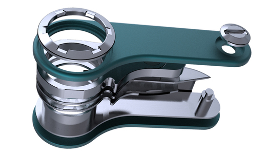 Quirky Switch Modular Pocket Knife 8