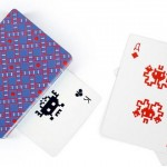 Space Invaders Cards 1