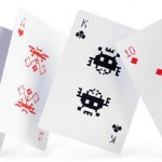 Space Invaders Cards 2