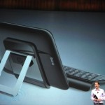 TouchPad Wireless Charging and Keyboard