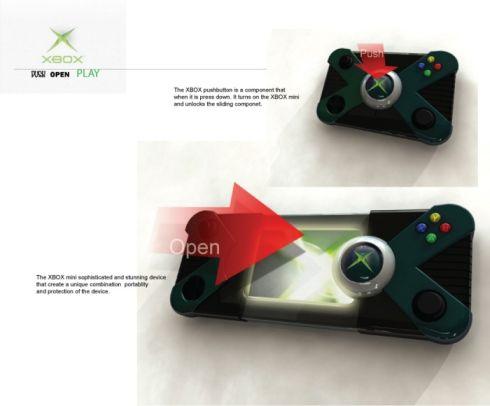Xbox Mini Concept 1