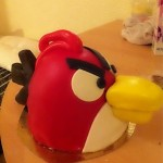 angry birds cupcake 4