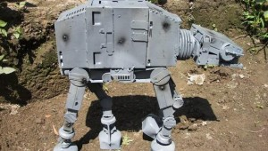 at-at sculpture 1
