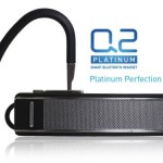 blueant q2 smart bluetooth headset