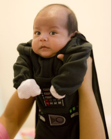 darth vader baby star wars