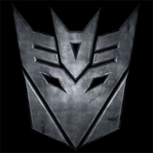 decepticons logo vehicles infographics