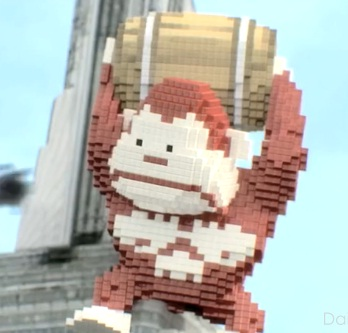 donkey-kong-pixels-video