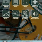 green bay packers super bowl iphone application