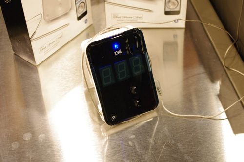iGrill Thermometer and App 2