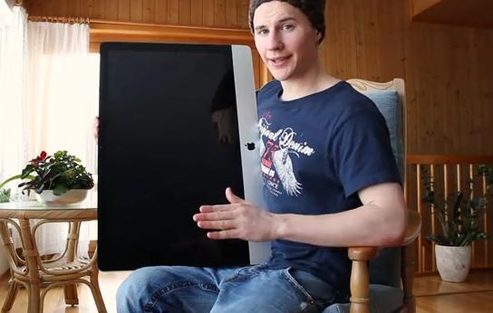 iPad 2 AKA iMac