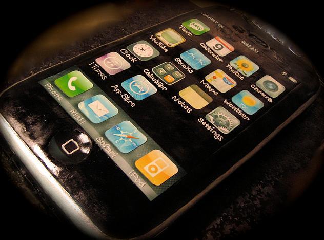 iPhone Cake 3G Oct2008
