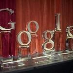 ice sculptures google geeks 3