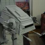 Lego AT-AT Lasers