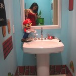 mario bros bathroom pic