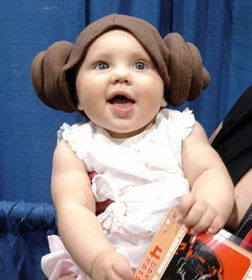 princess leia baby costume cute star wars