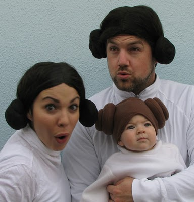 princess leia baby costume cute