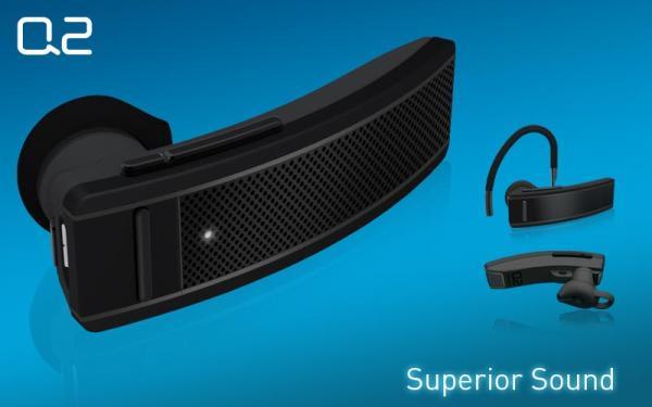 q2 bluetooth headset blueant smart