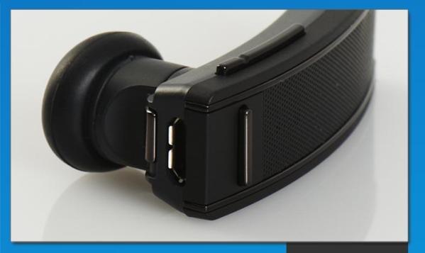 q2 smart bluetooth headset blueant