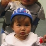 r2d2 baby costume cute
