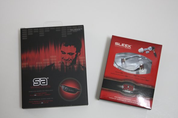 sleek audio hands on review earphones wireless