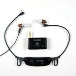 sleek audio sa1 earphones wireless system