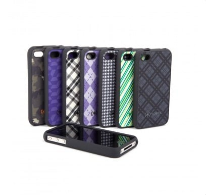 specks fitted iphone 4 case