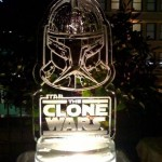 star wars ice sculptures clone