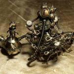 steampunk-caterpillar