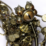 steampunk-caterpillar-closeup