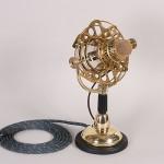 steampunk microphone