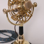 steampunk microphone side 2