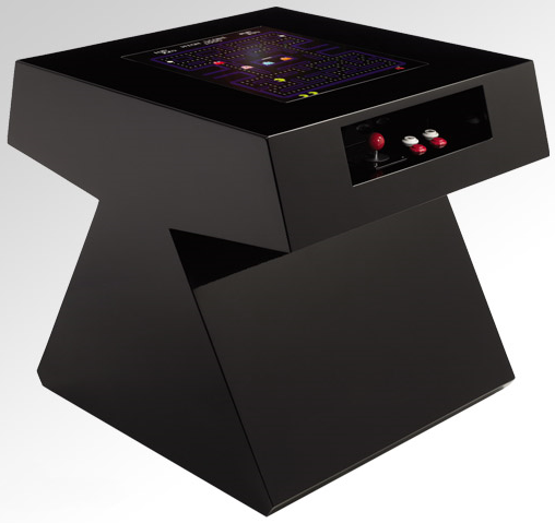 Retro Renewed: Stealth Arcade Cocktail Table | Walyou