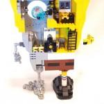 terminator spongebob lego design