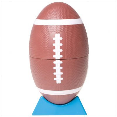 valentine's day gift ideas football cocktail shaker