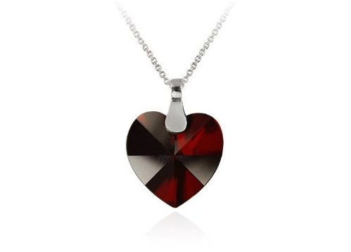 valentine's day gift ideas heart shaped pendant