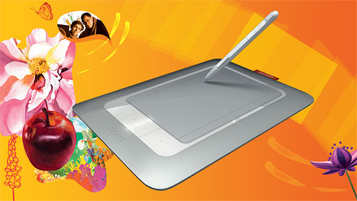 wacom bamboo fun pen and touch image
