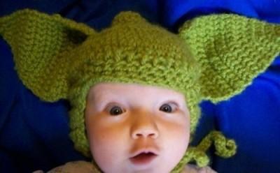 yoda baby costume cute 2