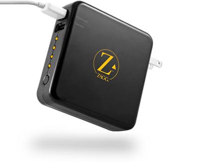 zaggsparq gadget charger