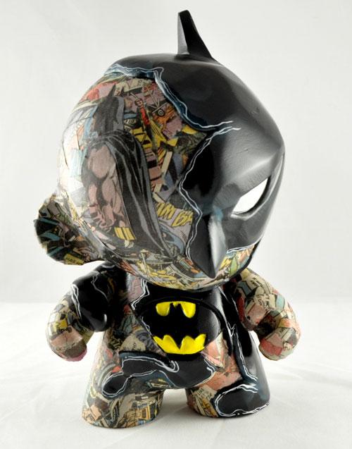 Batman Comic Book Munny