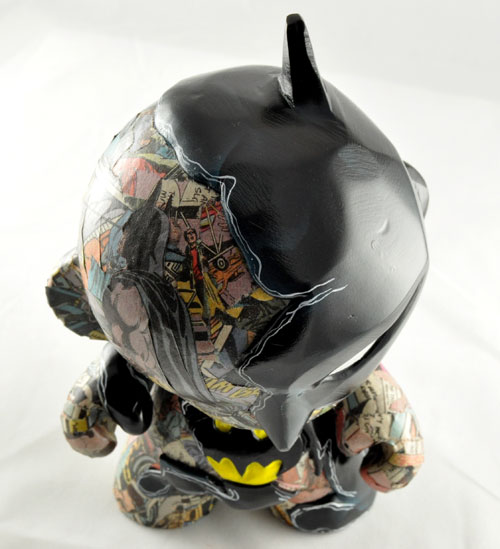 Batman Layered Munny