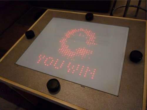 Custom Pong Arcade Table