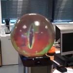 Eye of Sauron Kinect Hack