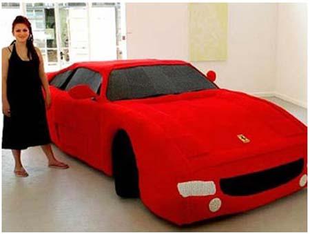 Ferrari Lisa