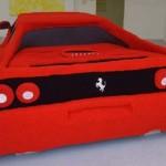 Ferrari back