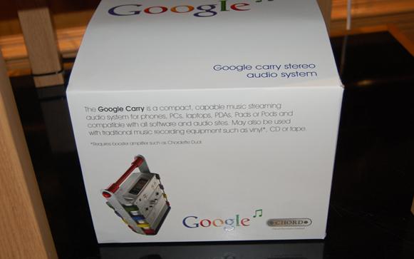 Google Carry Description