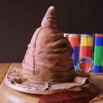 Harry Potter Sorting Hat Cake 2