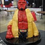 Hellboy Cake